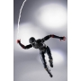 Spider-Man: No Way Home S.H. Figuarts SPIDER-MAN Black & Gold Suit