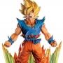Dragon Ball Z Super Master Stars Diorama The SON GOKU Super Saiyan (The Brush)
