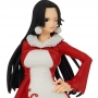 One Piece Glitter & Glamours BOA HANCOCK Winter Style