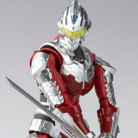 Ultraman S.H. Figuarts ULTRAMAN Suit Ver. 7 The Animation