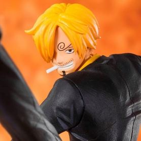 One Piece Figuarts ZERO Animation 20th Anniversary  SANJI Black Leg
