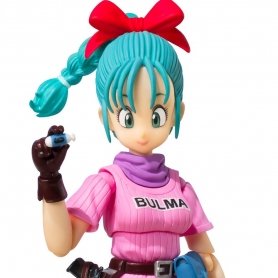 Dragon Ball S.H. Figuarts BULMA Beginning of a Great Adventure