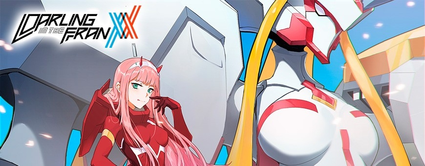 MegaOtaku | Figuras de Darling in the FranXX