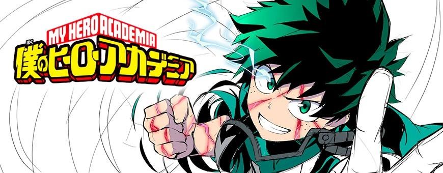 MegaOtaku | Figuras  de My Hero Academia (Boku no Hero)