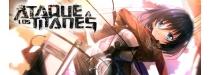 Figuras de Ataque a los Titanes | MegaOtaku.com