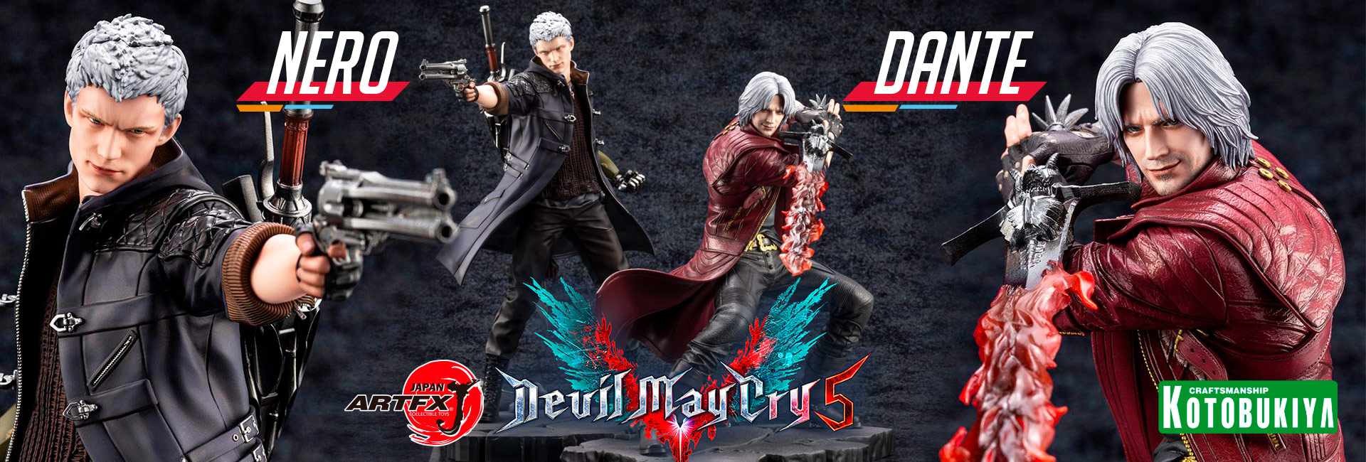 ARTFX J Devil Mat Cry 5